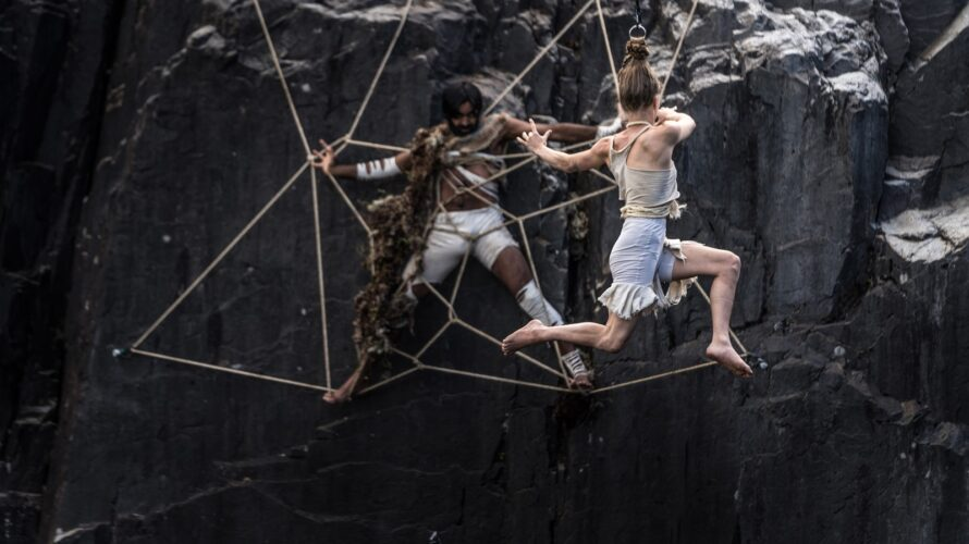 Draumefangaren 2019 – circus – dance – wild nature